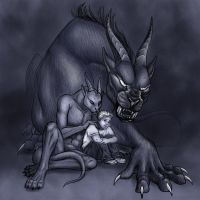 Sketch Commission - Origins by jocarra