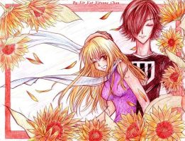 "Ai Himewari ""-Love Sunflower-"" by KitKatKitsune88"