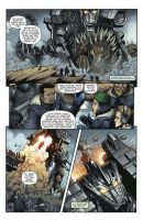 Godzilla Rulers of Earth #15 pg1 by KaijuSamurai