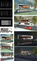 House -concept by Mousset