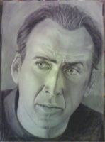 nicolas cage almost finish by widgge