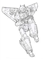 Female MiG-29 Transformer by Heatherbeast