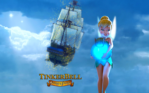 THE PIRATE FAIRY: #4 - TINKER BELL by CSuk-1T