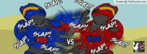 Red Vs Bleu by sarged117
