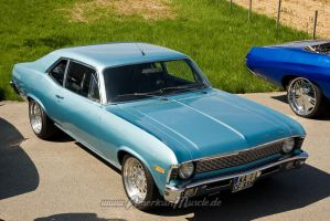American Muscle - Chevy Nova - by AmericanMuscle