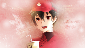 Maou Sadao wallpaper by Luffythebest1