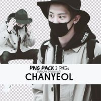 PNG PACK CHANYEOL-EXO by Ruby244