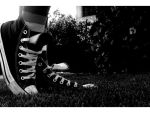 Converse All Star by Cralos
