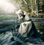 Lady of the Lake by LadyAnaila