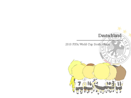 Germany FIFA 2010 by Huai-Ai