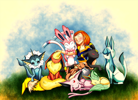 Got Eevee? by Myunna-sama