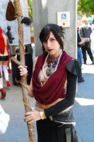 Morrigan Con Photo by Rexluna