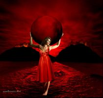 Blood Moon - Blutmond by rembrantt