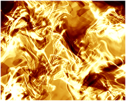 Flame Abstract by DeybDR