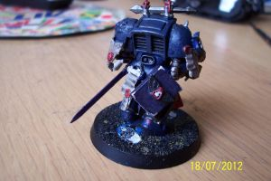 Terminator Librarian (back) by CharlieMcElroy5