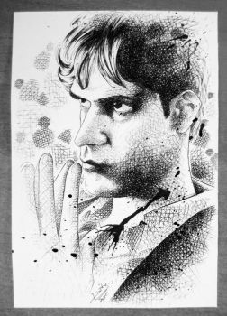 Dylan Dog by PoisonIky