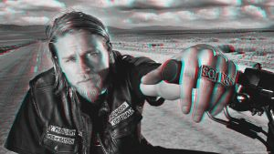 Sons of Anarchy 3-D conversion by MVRamsey