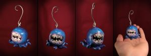 squidly mini ornament by kezeff