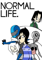 Normal Life - Part 1 Cover by Mr-Haitch