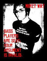 Mikey Way by rayray-152