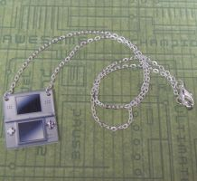 Nintendo DS Necklace by PlayBox-Designs