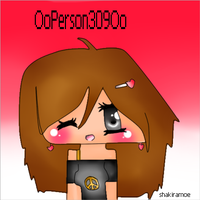OoPerson309Oo contest entry by shakiramoe