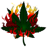 Pot leaf by banned125