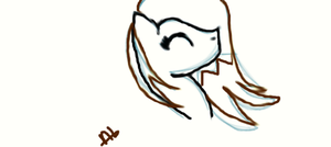 My First Tablet Drawing. X3 by Winter-218