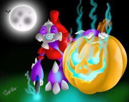 Halo Halloween by SEspider
