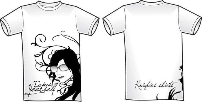 Express Yourself Shirt by Knich