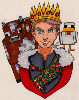 Mad King Ryan by im-a-nobody