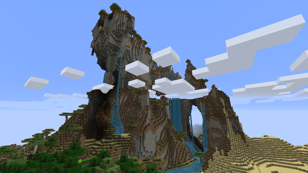 Minecraft Natural Find by RoseaBee