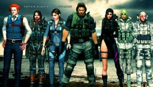 Resident Evil Revelations by Captain-AlbertWesker
