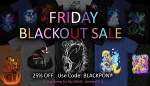 BLACKOUT SALE! by Tsitra360