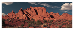 Sandstone at Arches NP by elektronika7