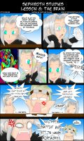 Sephiroth Studies Lesson 8 by SorceressofMalice