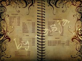 food menu by vasja1