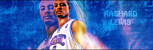 Rashard Lewis Fan by burakdesign