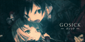 Gosick signature by Hayatso