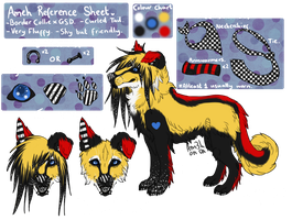 .:Ameh Reference Sheet 2.0:. by Am3h