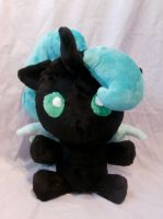 Baby Chrysalis by DappleHeartPlush