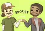 WD: brotp by keterok