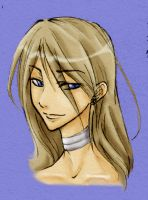 Surasha's Soubi pic: Colored by roxyravette