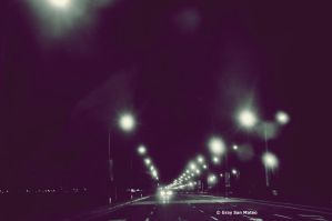 Night Road by heygray
