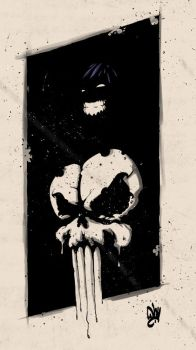 punisher commission by NoahWhyler