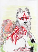 Shiranui-puppy by Wolf-of-Moonlight
