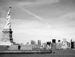 Statue of Liberty by geshorty34