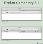 Firefox elementary 2.1 by Seahorsepip