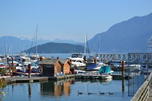 Horseshoe Bay by Cloud-and-Petrichor