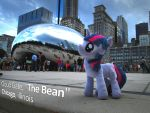 Twilight at The Bean by statoose